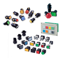 16mm series switches pilot devices