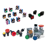 22mm series switches pilot devices