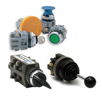 30mm series switches pilot devices