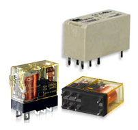 idec pcb power relays