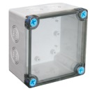 thermoplastic enclosure basic series 1010T knockout
