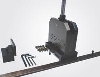 Universal DIN Rail Cutter