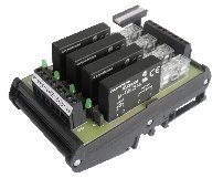 INPUT VOLTAGE 24V DC  OUTPUT VOLTAGE 240V AC WITH FUSE & FUSE FAIL INDICATION AT OUTPUT