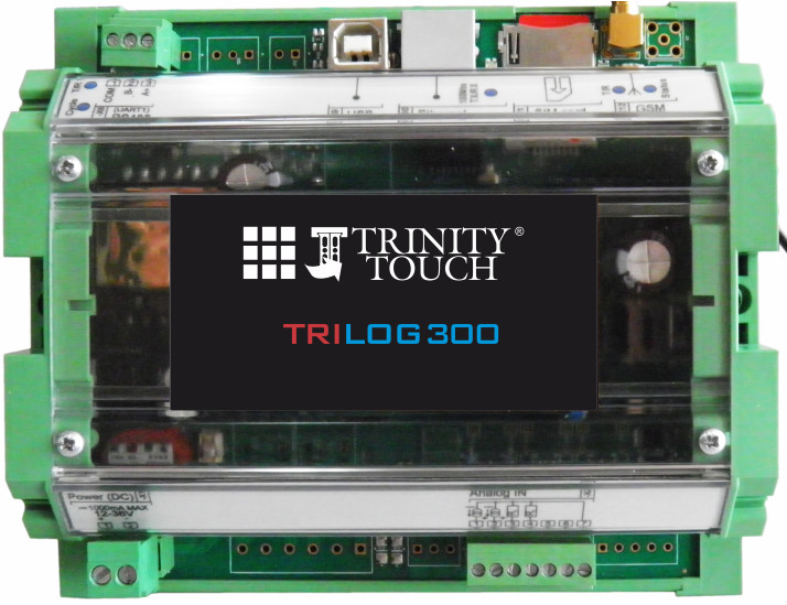 datalogger monitoring trinity touch