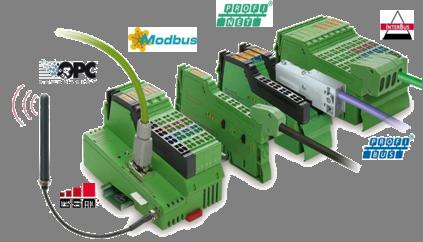 Modbus TCP Serial