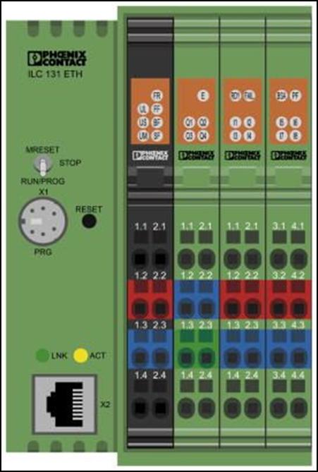ILC 131 ETH Controller