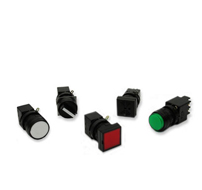 22mm LW series switches pilot devices