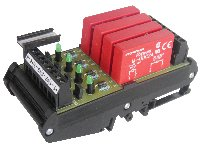 dc output ssr modules green led indication